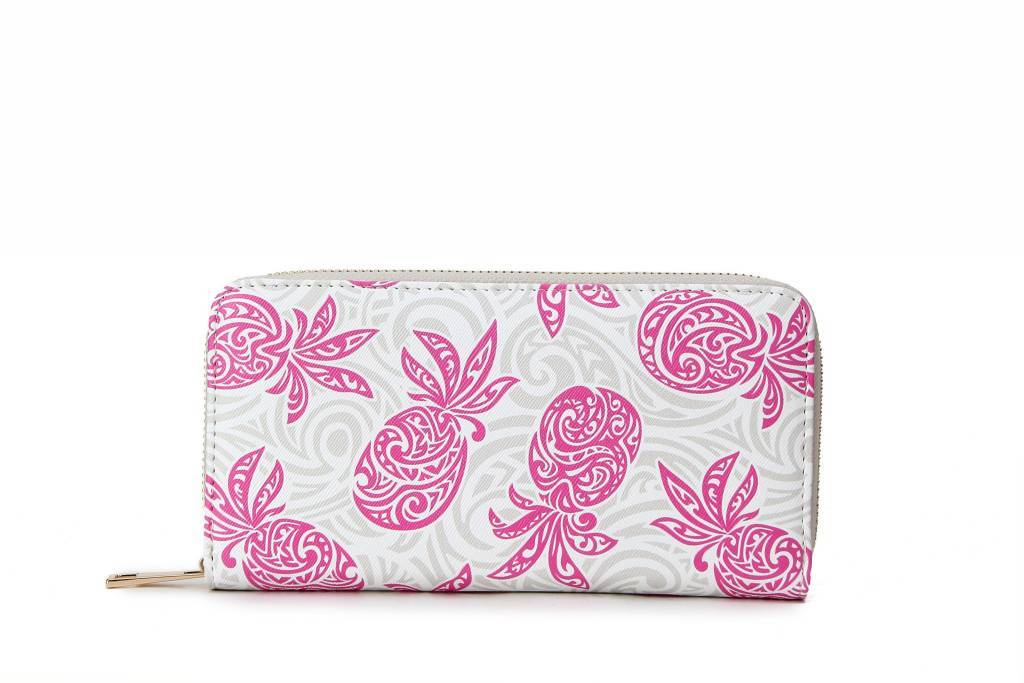 Wallet Pineapple RFID Beige