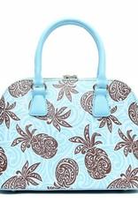 Satchel Pineapple Blue