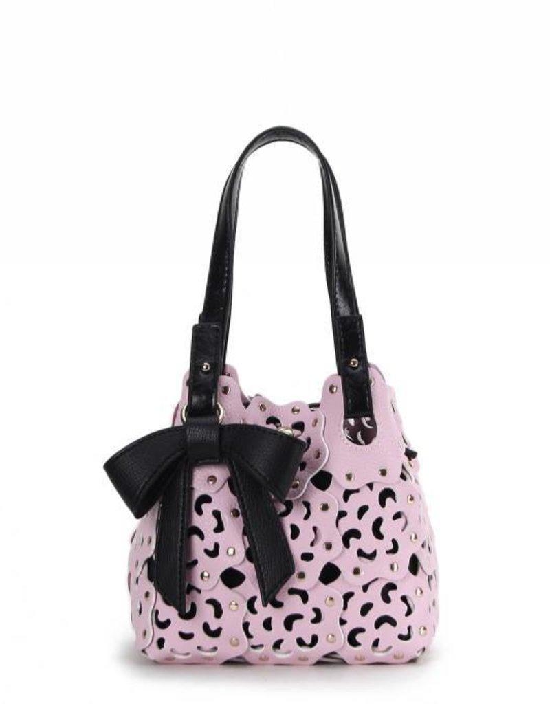 Flower Cutout Bag X-Small Lavender