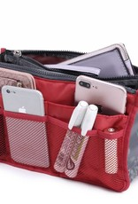 Bag Organizer Red