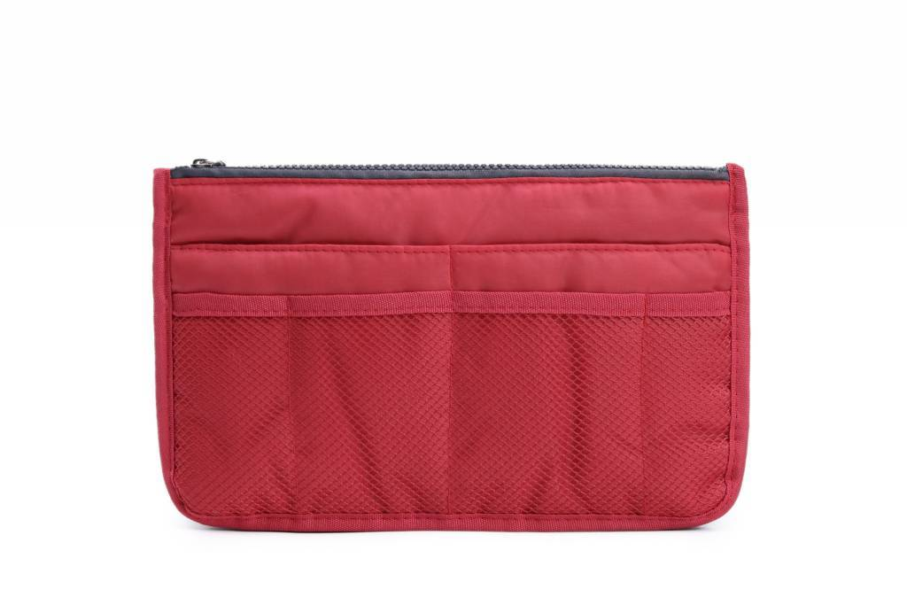 Bag Organizer Red