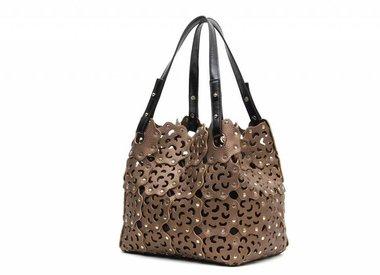 Flower Cutout Handbags