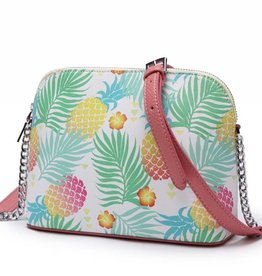 Happy Wahine Crossbody Lori Spring Pineapple Green