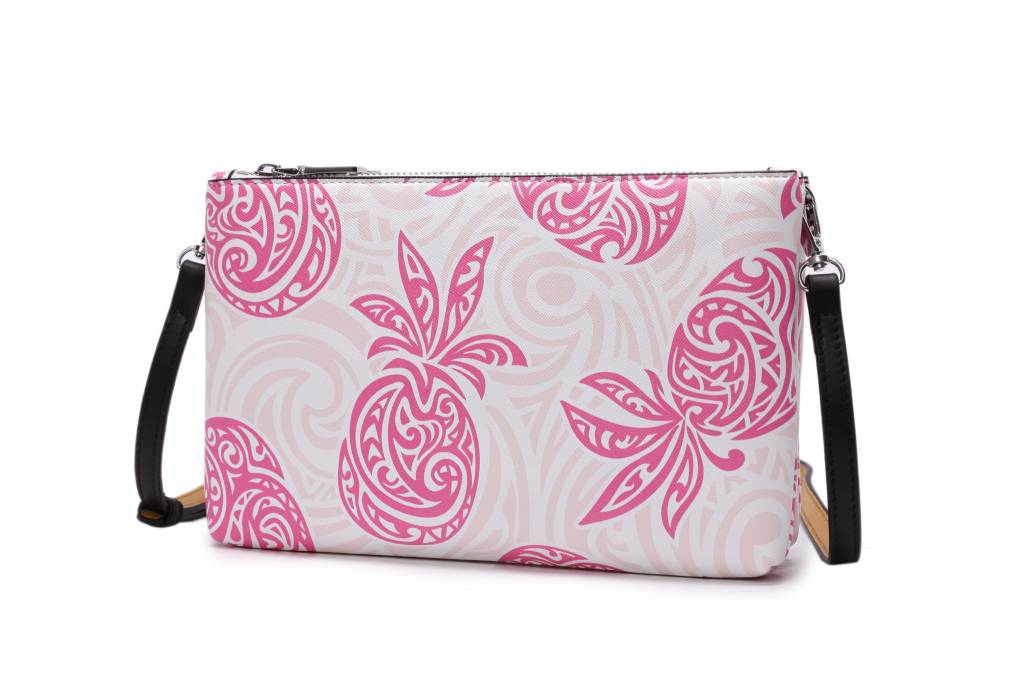 Crossbody Marisa Tapa Pineapple Pink