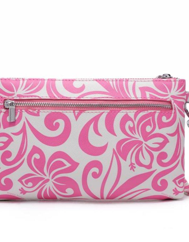 Wristlet Melody Hibiscus Pink