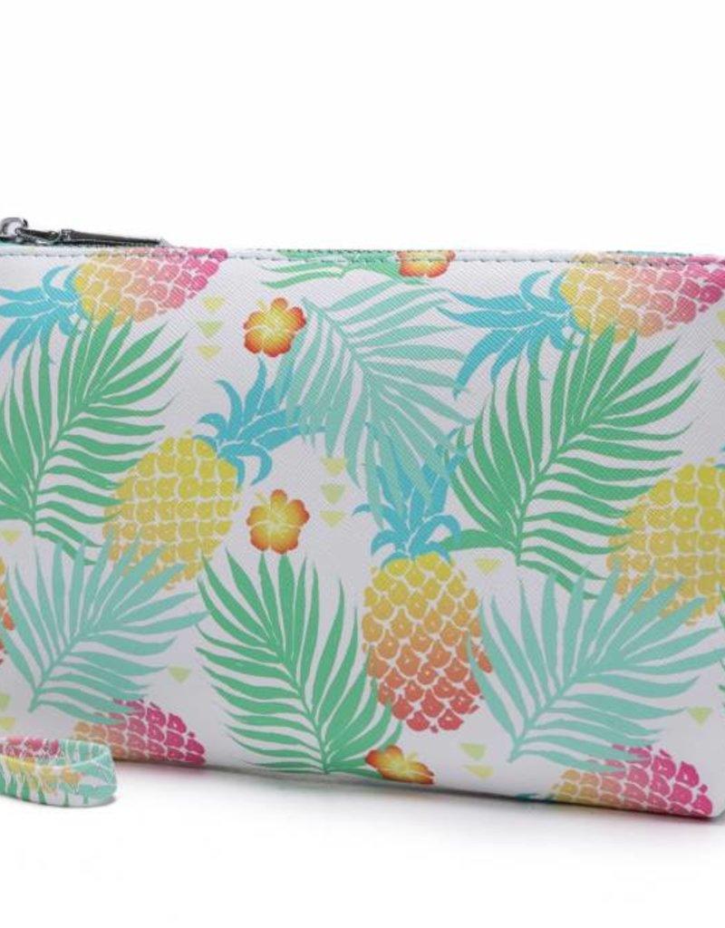Wristlet Melody Spring Pineapple Green