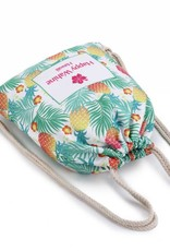 Happy Wahine Everyday HI Backpack Spring Pineapple