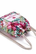 Everyday HI Backpack Watercolor Hibiscus