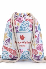 Happy Wahine Everyday HI Backpack Shells Orange