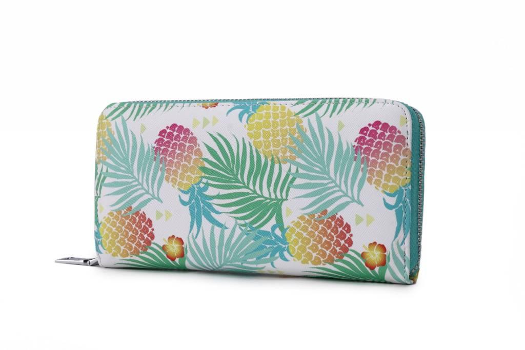 Wallet Kaylee Spring Pineapple Green