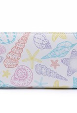 Wallet Kaylee Shell Orange