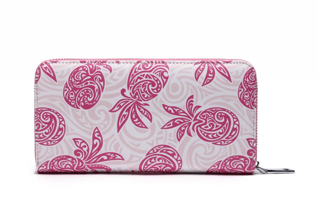 Wallet Kaylee Tapa Pineapple Pink