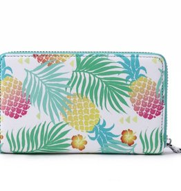 Wallet Chloe Spring Pineapple Green