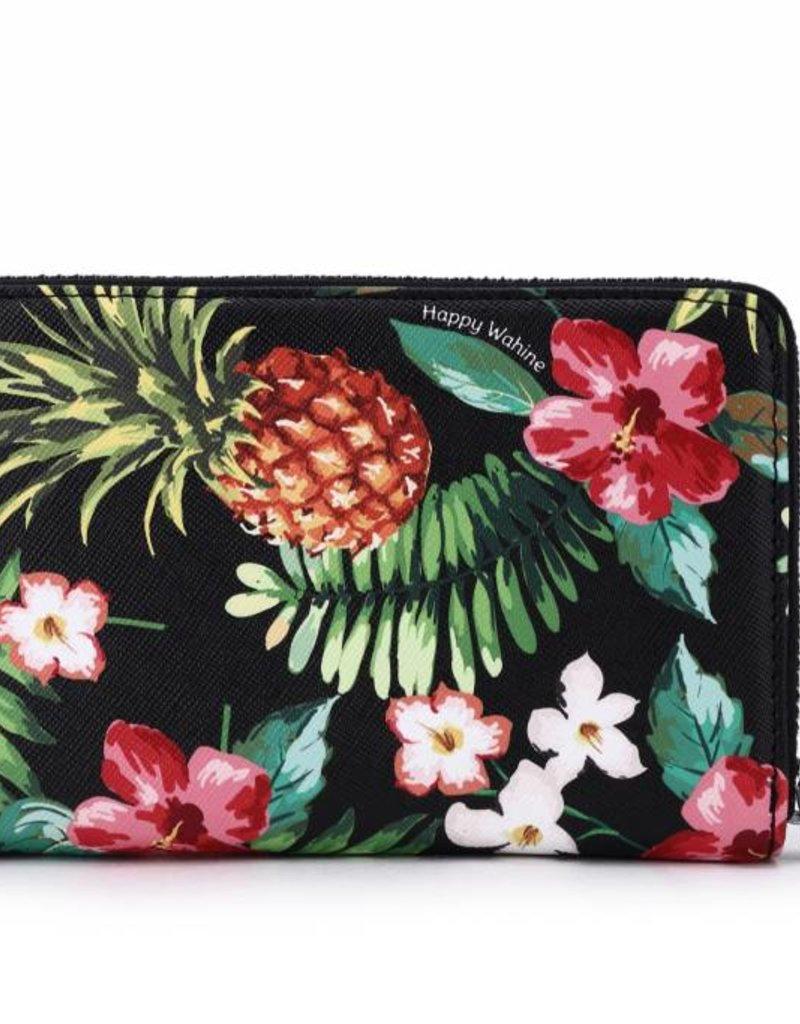 Wallet Chloe Pineapple Vintage Black