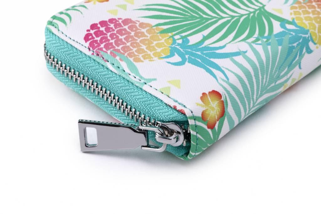 Wallet Chloe Spring Pineapple Green