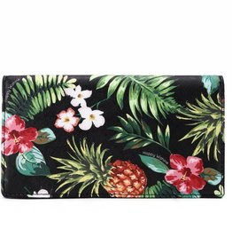 Wallet Teyla Pineapple Vintage Black
