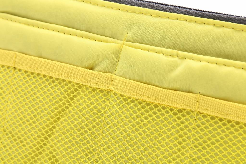 Purse Insert Yellow