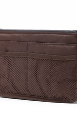 Purse Insert Brown