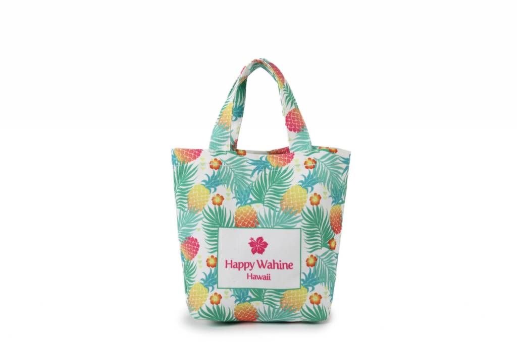 Everyday HI Small Tote Spring Pineapple