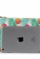 Everyday HI Flat Pouch Spring Pineapple