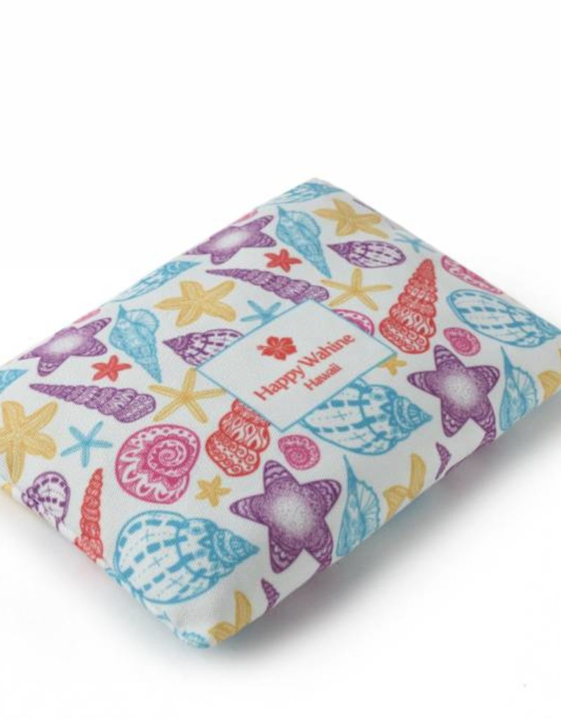 Happy Wahine Everyday HI Flat Pouch Shells