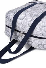 Nylon Sophie Duffle Seashell Grey