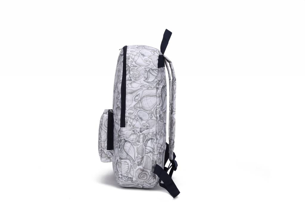 Nylon Song Backpack Seashell Grey