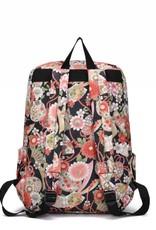 Nylon Song Backpack Asian Black