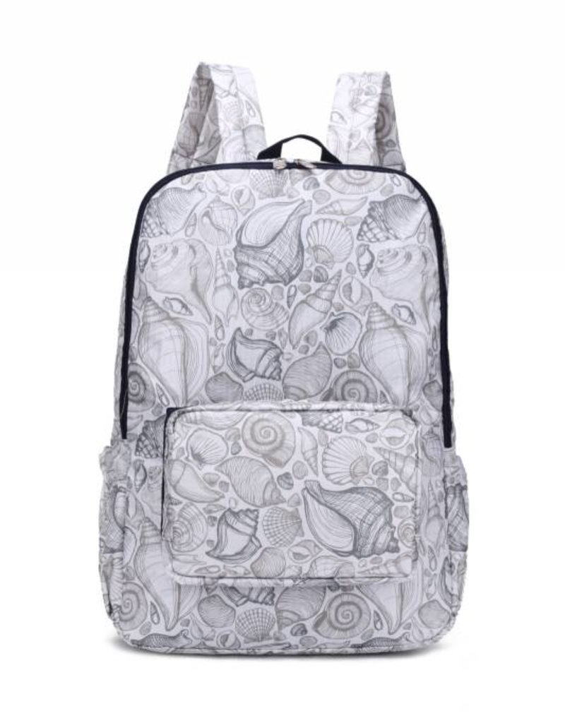Nylon Song Backpack Seashell Grey
