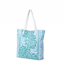 Bag Malia Monstera Blue