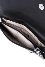 Clutch Victoria Tapa Tiare Black
