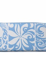 Wallet Kaylee Tapa Tiare Light Blue