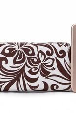 Wallet Kaylee Hibiscus Brown