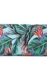 Wallet Kaylee Bird of Paradise Blue