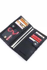 Wallet Teyla Tapa Tiare Black