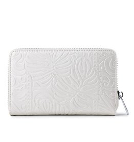 Wallet Chloe Monstera Pearl Met Emb