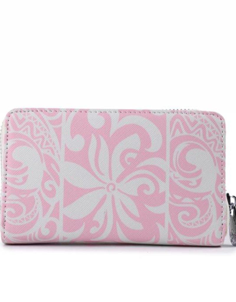 Wallet Chloe Tapa Tiare Light Pink