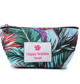 Happy Wahine Everyday HI Pouch Bird of Paradise