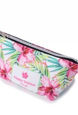 Everyday HI Pouch Watercolor Hibiscus