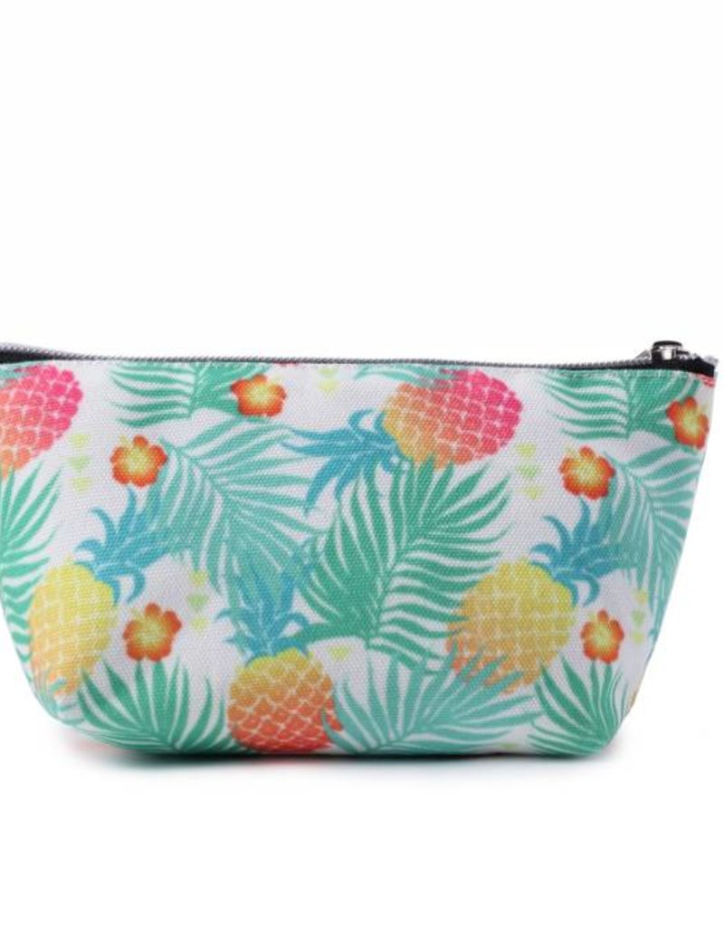 Happy Wahine Everyday HI Pouch Spring Pineapple