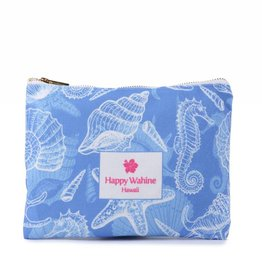 Everyday HI Flat Pouch Shells Blue