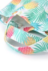 Happy Wahine Everyday HI Small Tote Spring Pineapple
