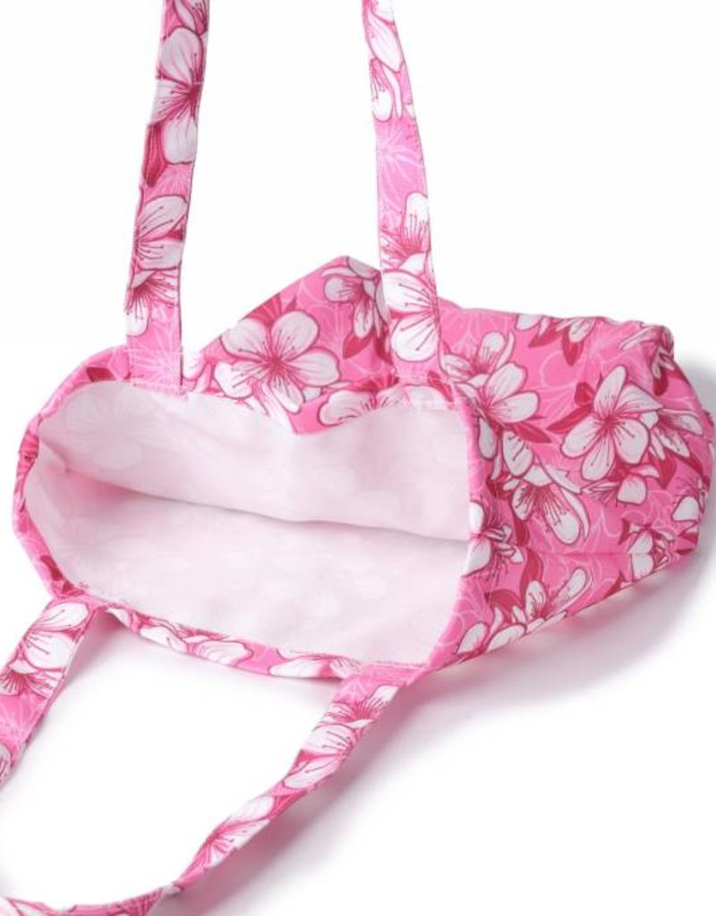 Everyday HI Tote Hibscus Pink