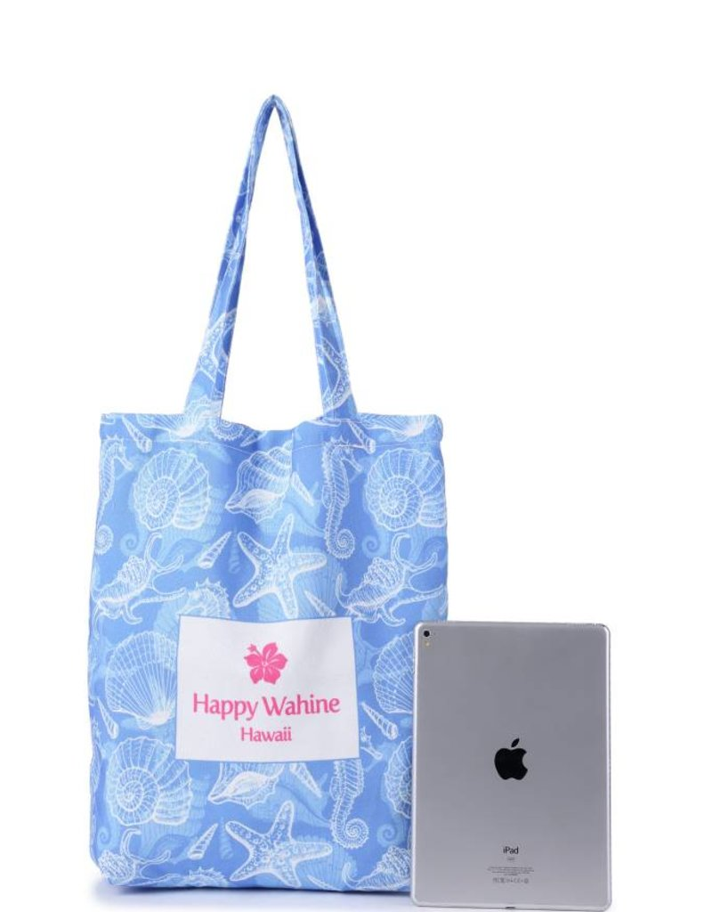 Everyday HI Tote Shells Blue
