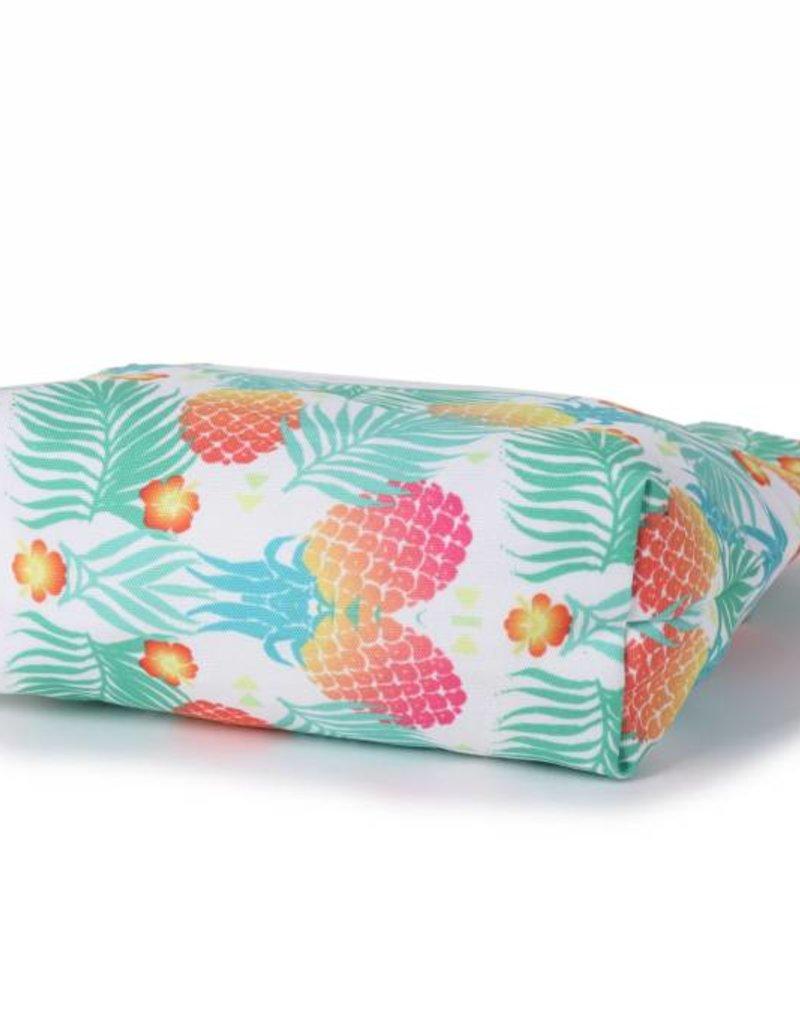 Everyday HI Tote Spring Pineapple