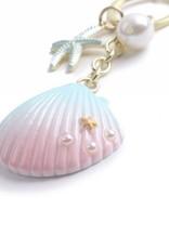 Charm Davine Shell Blue-Pink