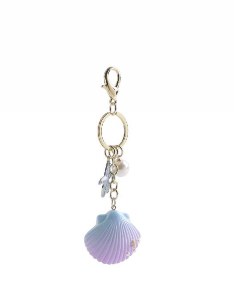 Charm Davine Shell Blue-Purple