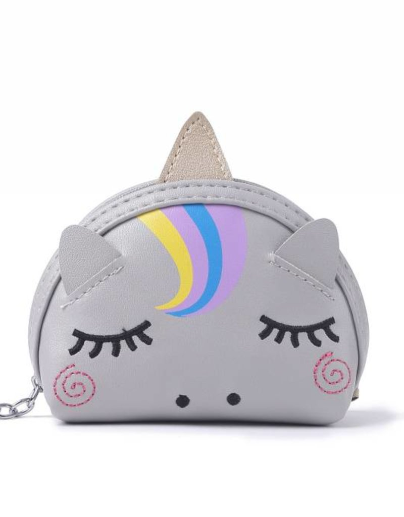Charm Davine Unicorn Grey