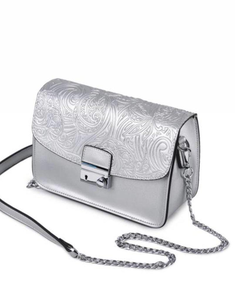 Crossbody Janice Base Silver
