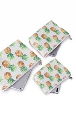 Happy Wahine Pouch Lilo Pineapple Large